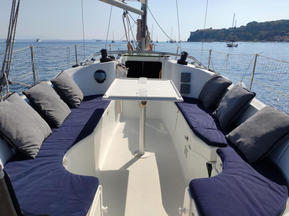 Segelboot mieten in Vallauris - Jeanneau Sun Odyssey 29.2