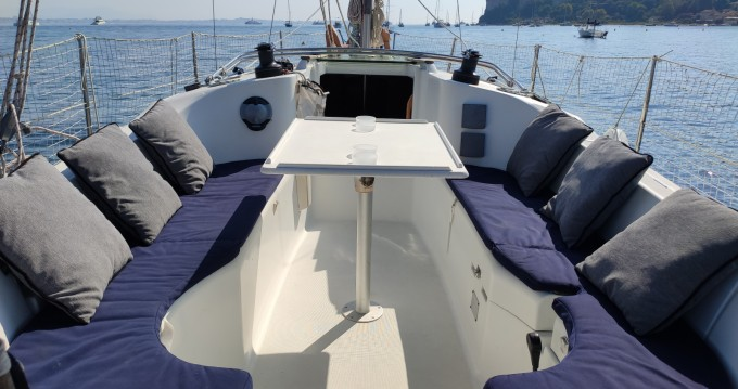 Yacht-Charter in Golfe-Juan - Jeanneau Sun Odyssey 29.2 auf SamBoat