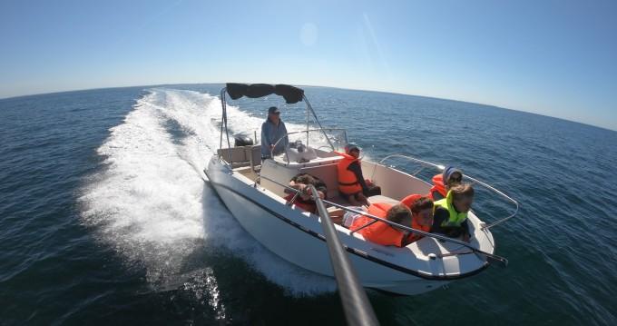 Motorboot mieten in Piriac-sur-Mer zum besten Preis