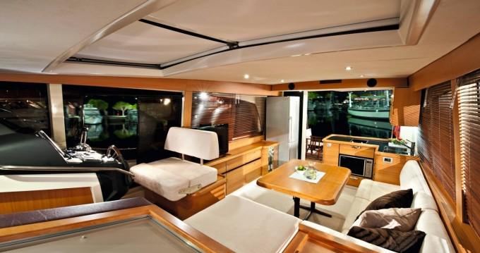 Motorboot mieten in Porto - Greenline Greenline 40