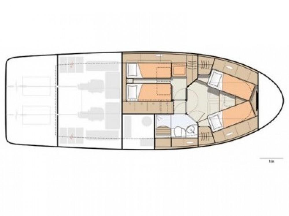 Yacht-Charter in Vila Nova de Gaia - Seaway Greenline 40 auf SamBoat