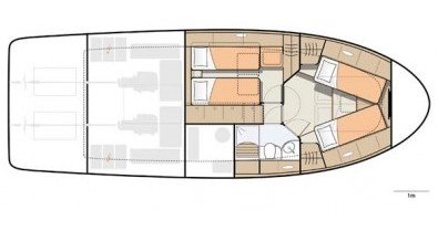 Motorboot mit oder ohne Skipper Greenline mieten in Porto