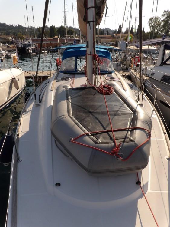 Segelboot mit oder ohne Skipper Jeanneau mieten in Kontokali