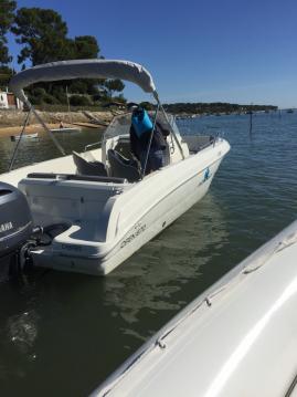 Motorboot mit oder ohne Skipper Pacific Craft mieten in Lège-Cap-Ferret