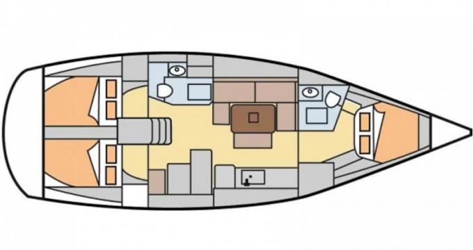 Segelboot mit oder ohne Skipper Dufour mieten in Vigo
