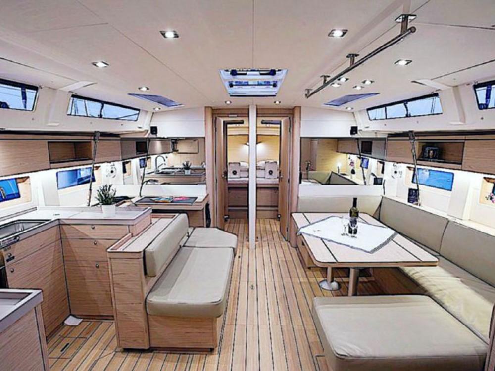 Bootsverleih Bénéteau Oceanis 46.1 Balearische Inseln Samboat