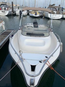 Motorboot mit oder ohne Skipper Ocqueteau mieten in Arcachon