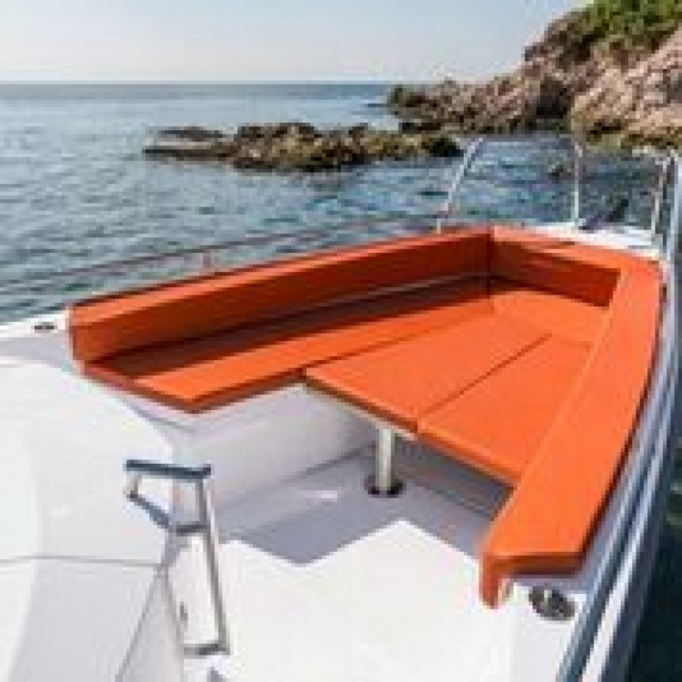Motorboot mieten in Furnari - Axopar 28 T-Top