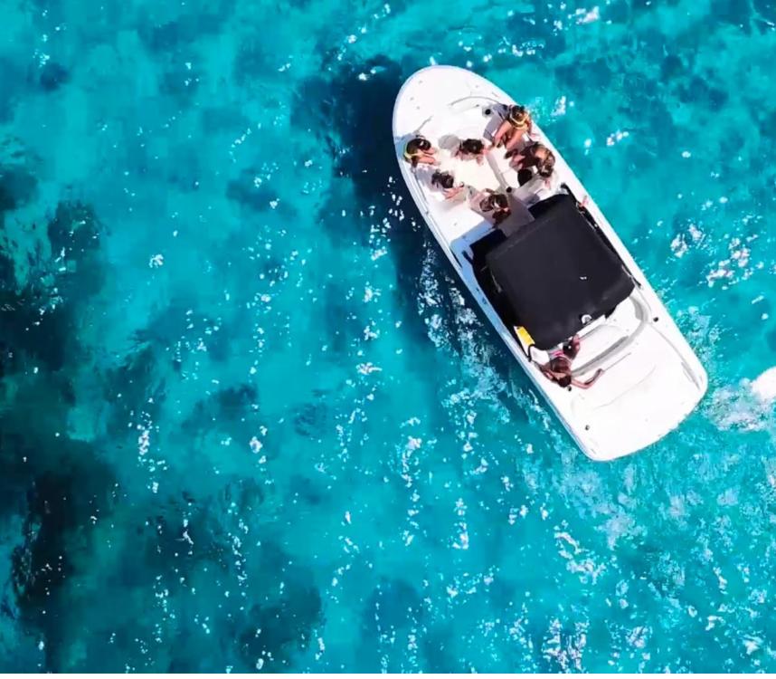 Motorboot mieten in Formentera zum besten Preis