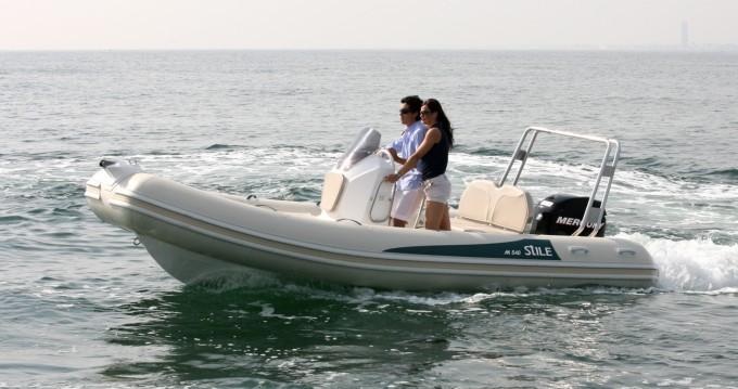 Schlauchboot mit oder ohne Skipper Arimar mieten in Lignano Sabbiadoro