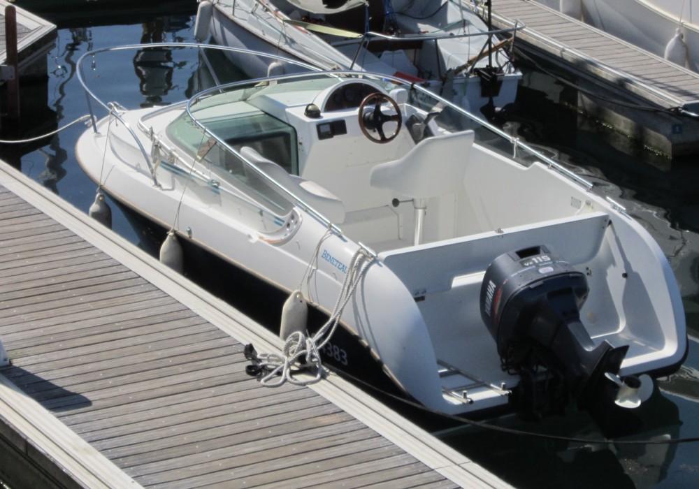 Motorboot mieten in Arzon - Bénéteau Flyer 5