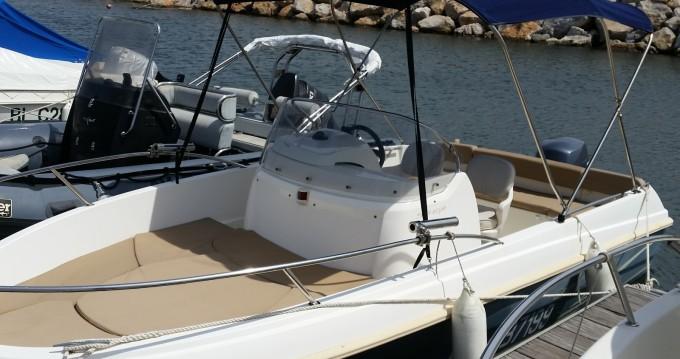 Yacht-Charter in Argelès-sur-Mer - Jeanneau Cap Camarat 5.5 CC Serie 2 Style auf SamBoat