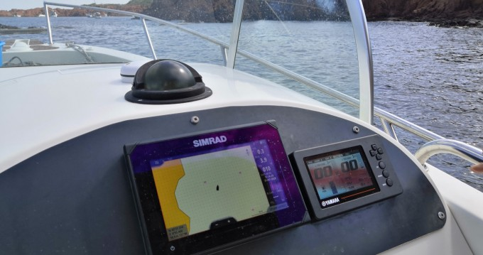 Yacht-Charter in Mandelieu-la-Napoule - Capelli Tempest 900 WA auf SamBoat