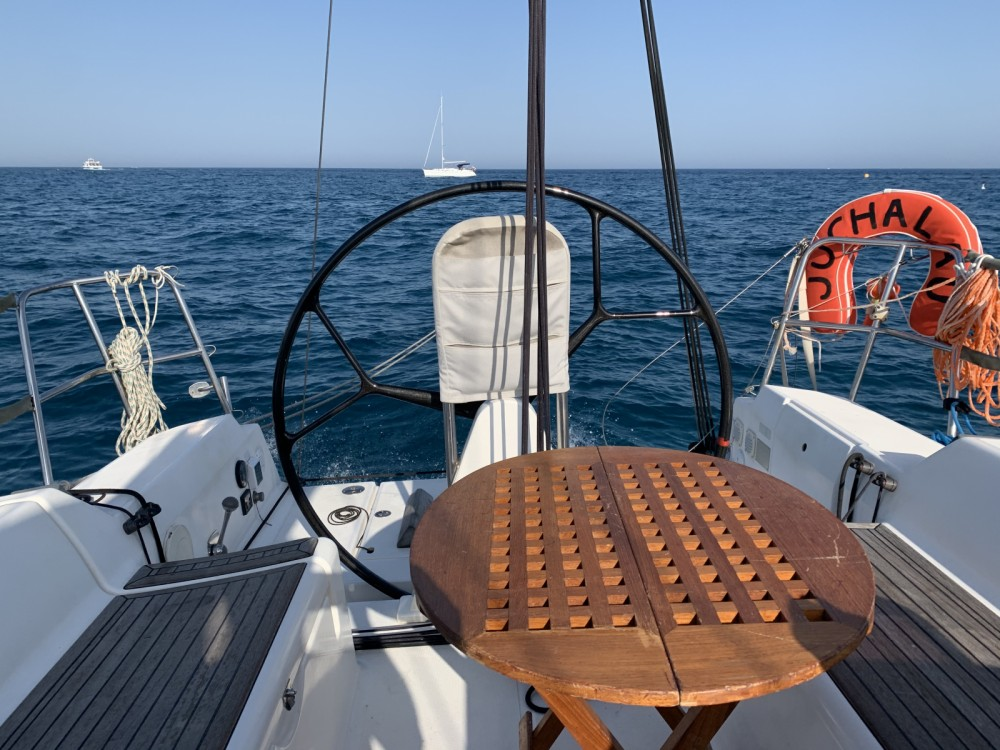 Segelboot mieten in Agde - Dufour Dufour 34 E Performance