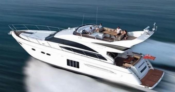 Yachten mit oder ohne Skipper Princess mieten in Golfe-Juan