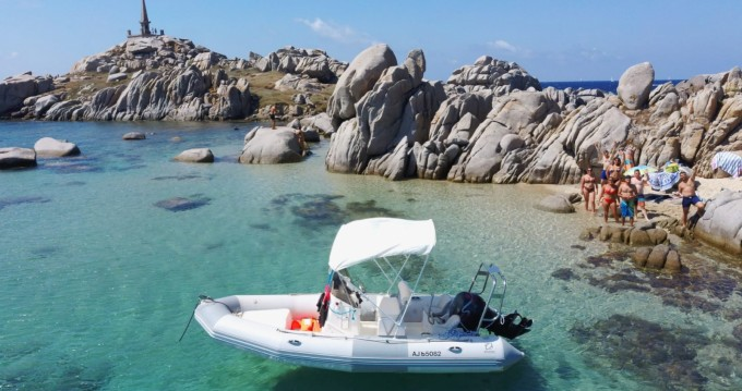 Yacht-Charter in Bonifacio - Zodiac Open pro 550 auf SamBoat