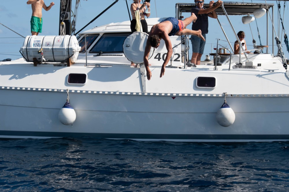 Yacht-Charter in Barcelona - Outremer outremer 42 auf SamBoat