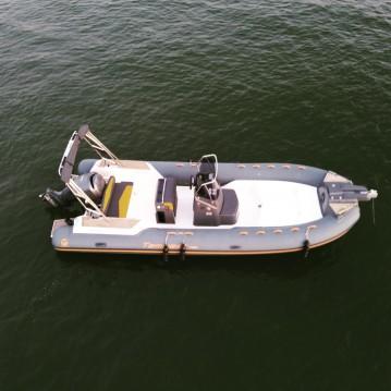 Schlauchboot mieten in Arcachon - Capelli Tempest 700 série limité Luxe