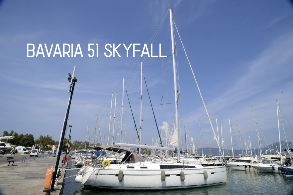 Ein Bavaria Bavaria Cruiser 51 mieten in Marina Gouvia