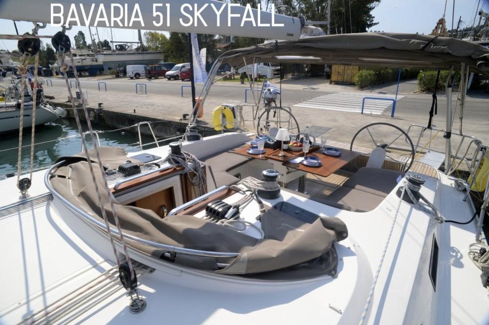 Yacht-Charter in Marina Gouvia - Bavaria Bavaria Cruiser 51 auf SamBoat