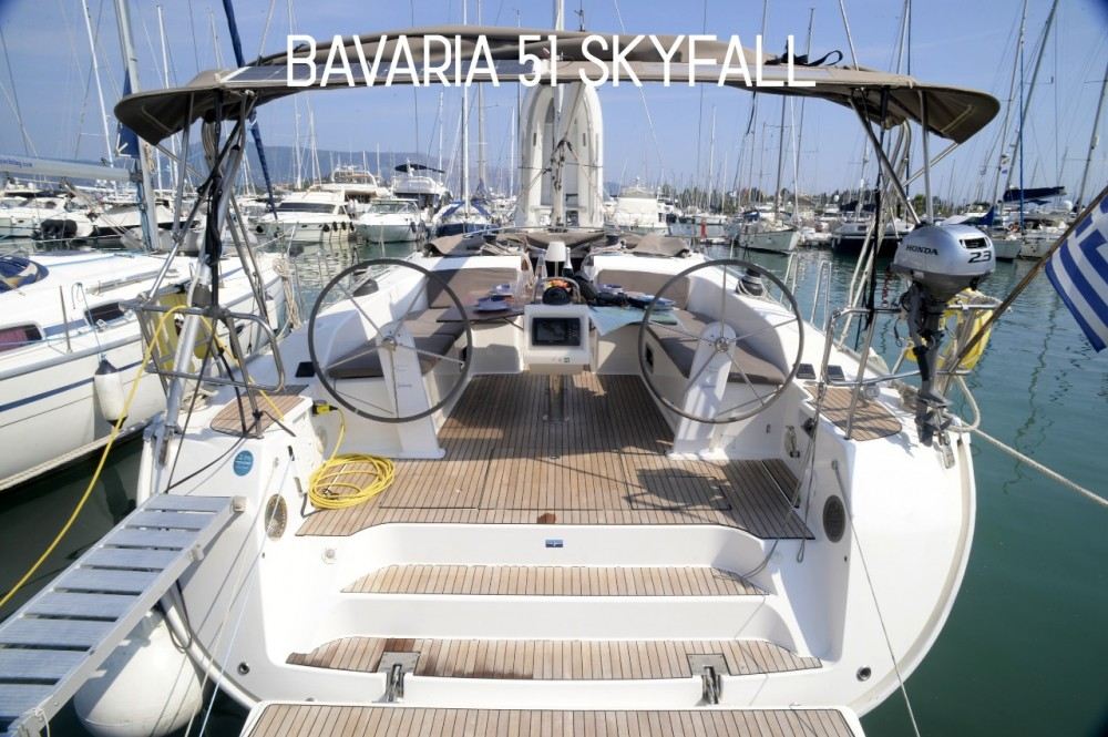 Bootsverleih Bavaria Bavaria Cruiser 51 Marina Gouvia Samboat