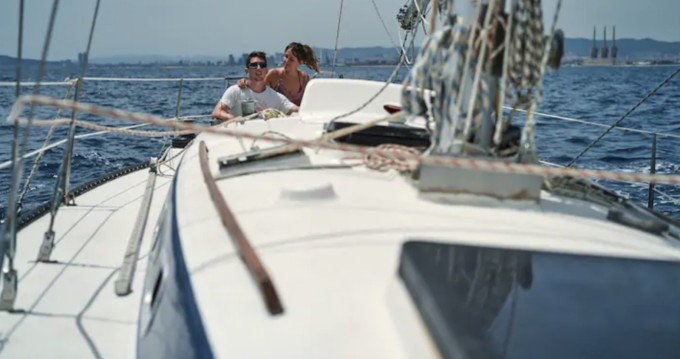 Segelboot mit oder ohne Skipper Puma mieten in Palma de Mallorca