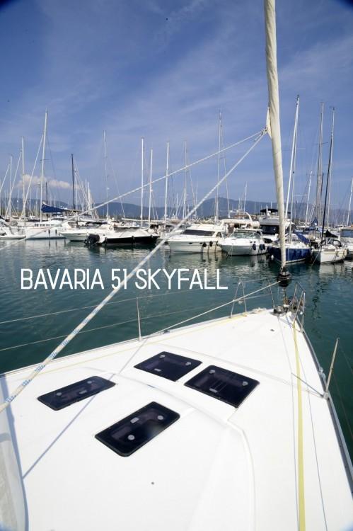 Segelboot mit oder ohne Skipper Bavaria mieten in Marina Gouvia