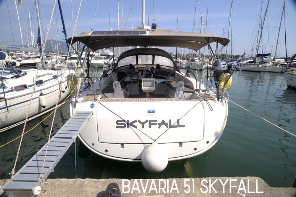 Segelboot mieten in Marina Gouvia - Bavaria Bavaria Cruiser 51
