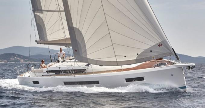 Yacht-Charter in Marina di Portisco - Jeanneau Sun Odyssey 490 auf SamBoat