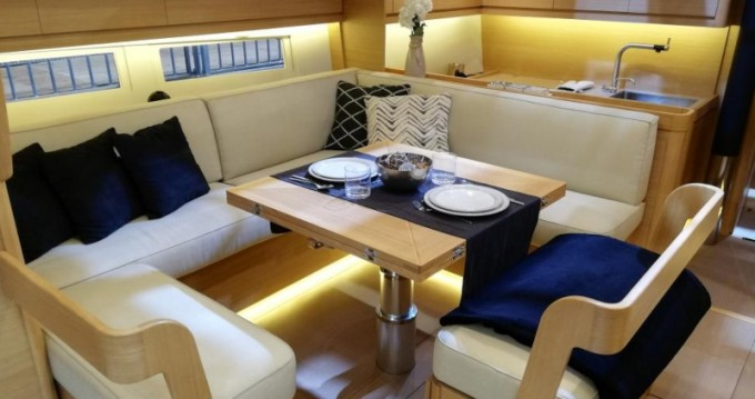 Segelboot mit oder ohne Skipper Dufour mieten in Kalkara