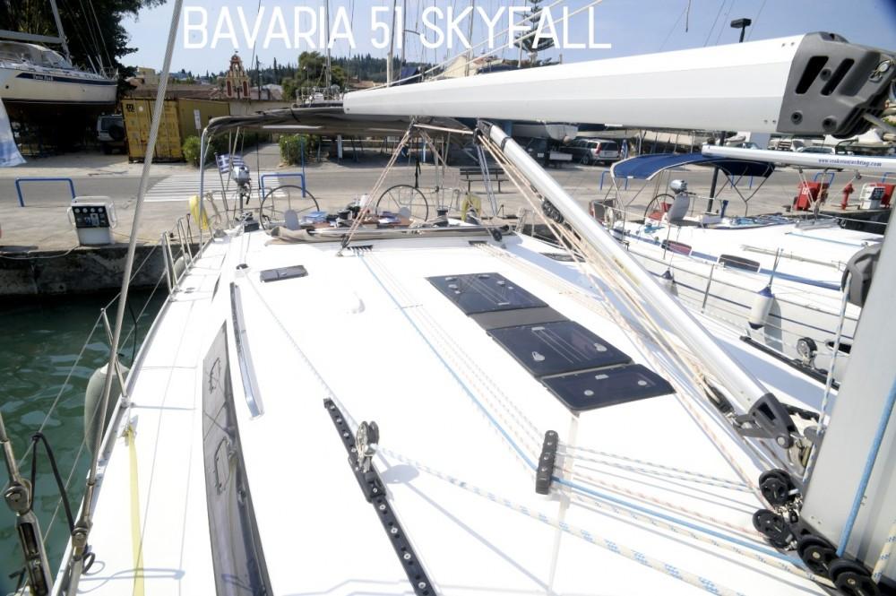 Segelboot mieten in Marina Gouvia zum besten Preis