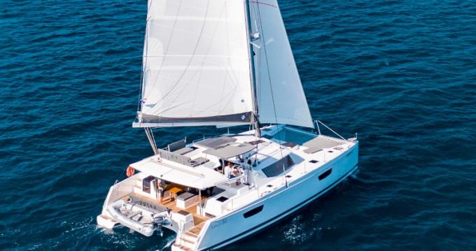 Bootsverleih Split günstig Saba 50