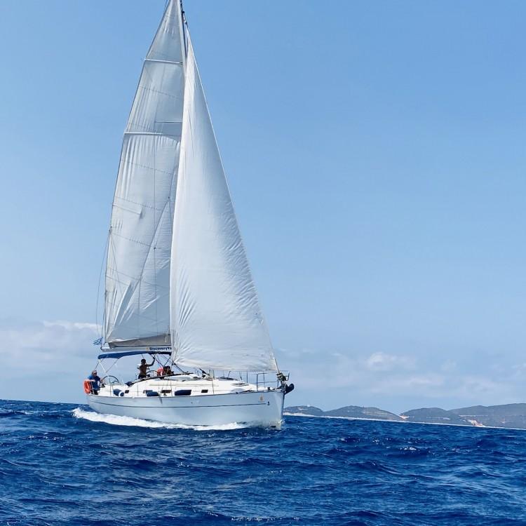 Bootsverleih Bénéteau Cyclades 39.3 Kontokali Samboat