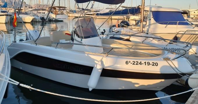 Yacht-Charter in Altea - Marinello Fisherman 16 auf SamBoat