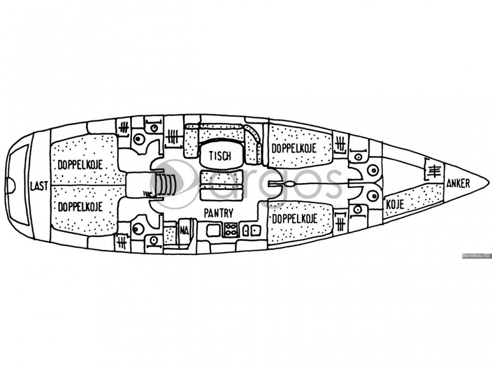 Segelboot mit oder ohne Skipper Bénéteau mieten in El Rosario