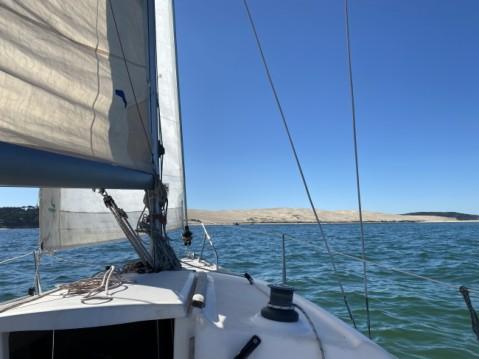 Segelboot mit oder ohne Skipper Jeanneau mieten in Andernos-les-Bains
