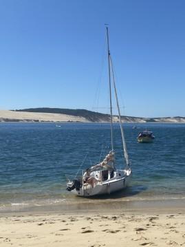 Segelboot mieten in Andernos-les-Bains zum besten Preis