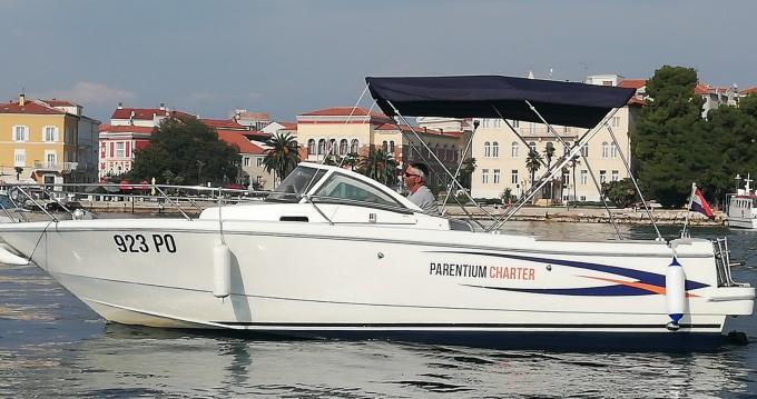 Motorboot mieten in Poreč - Bénéteau Ombrine 700