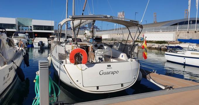 Bootsverleih Málaga günstig Bavaria 32