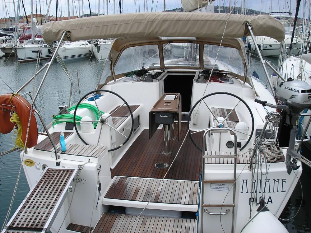 Bootsverleih Pula günstig Dufour 405 BM