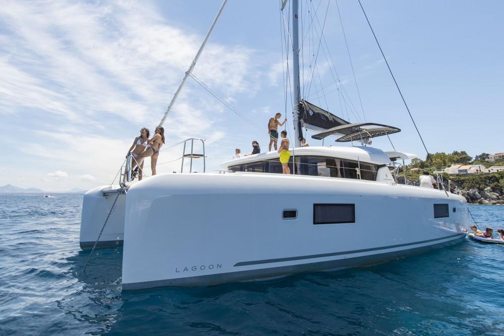 Yacht-Charter in Trapani - Lagoon Lagoon 42 auf SamBoat