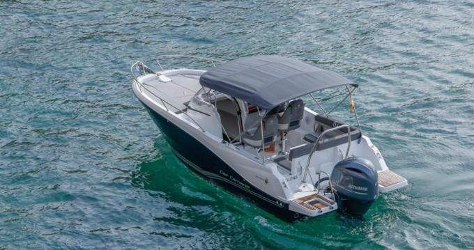 Ein Jeanneau Cap Camarat 6.5 WA Serie 3 mieten in Ibiza Town
