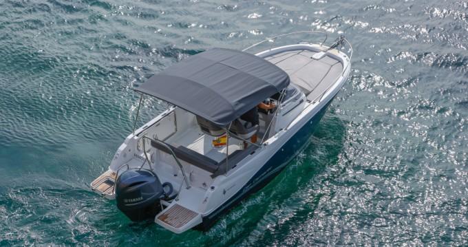 Yacht-Charter in Ibiza Town - Jeanneau Cap Camarat 6.5 WA Serie 3 auf SamBoat
