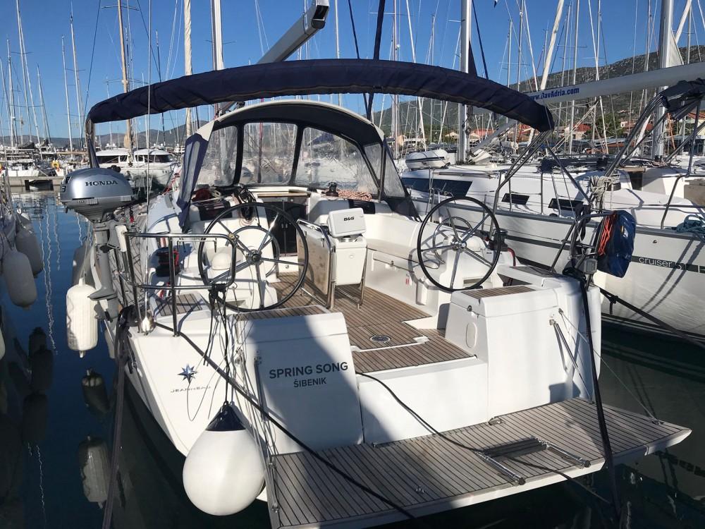 Bootsverleih Jeanneau Sun Odyssey 449 owner version   Samboat