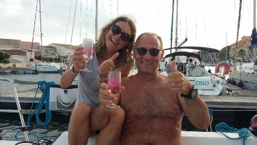 Segelboot mieten in Agde zum besten Preis