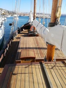 Segelboot mieten in Marseille - Chantier-Brauer-Hambourg GOELETTE