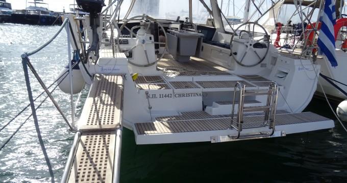 Bootsverleih Bénéteau Oceanis 45 Athen Samboat