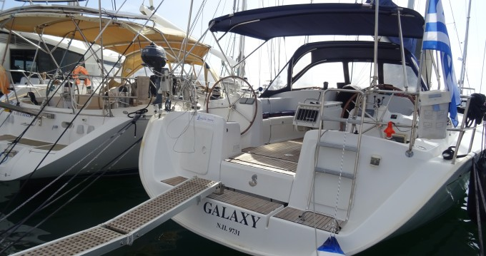 Yacht-Charter in Athen - Bénéteau Cyclades 50.5 auf SamBoat