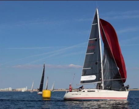 Yacht-Charter in Les Sables-d'Olonne - Jeanneau sun fast 32 ou 3200 auf SamBoat