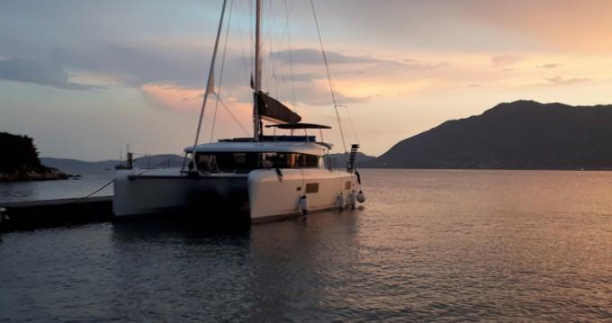 Yacht-Charter in Lefkada (Island) - Lagoon Lagoon 42 auf SamBoat